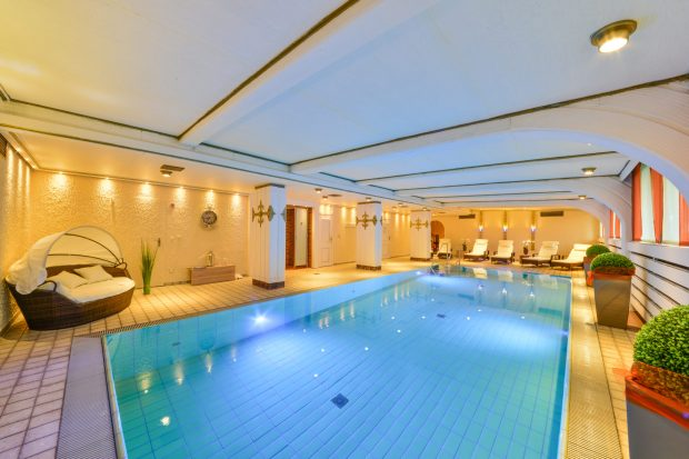 Hotel Steiner Pool