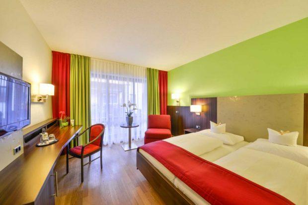 Hotel Steiner Doppelzimmer
