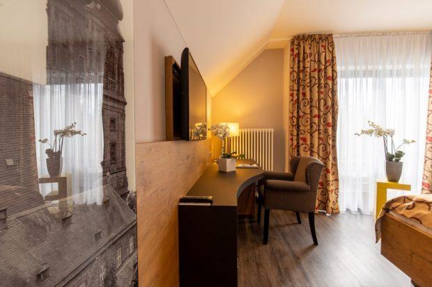 Hotel Steiner Hotelzimmer