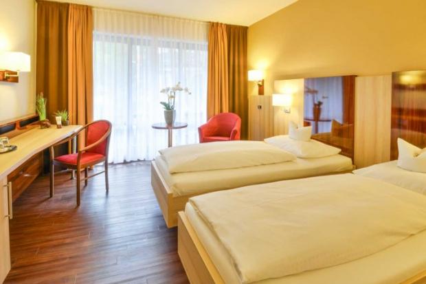 Zweibettzimmer Hotel Steiner Großheirath